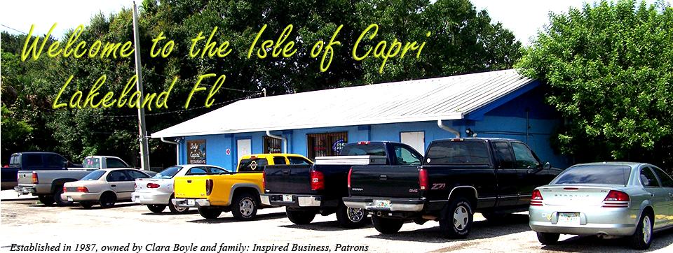 Isle of capri Building
